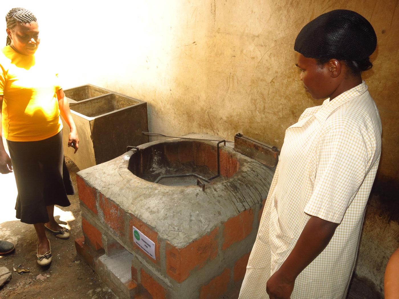 Progetto cucine economiche africaon onlus for Cucine economiche