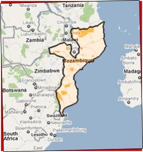 MappaMozambico