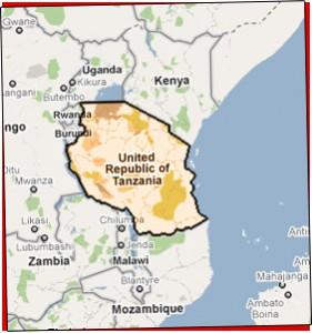 MappaTanzania