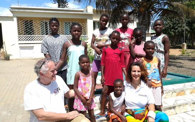 Missione in africa di verifica progetti 2017 africaon for Piani di missione